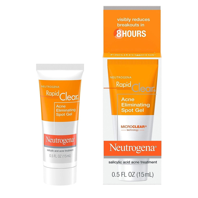 Amazon Com Neutrogena Rapid Clear Acne Eliminating Spot Treatment