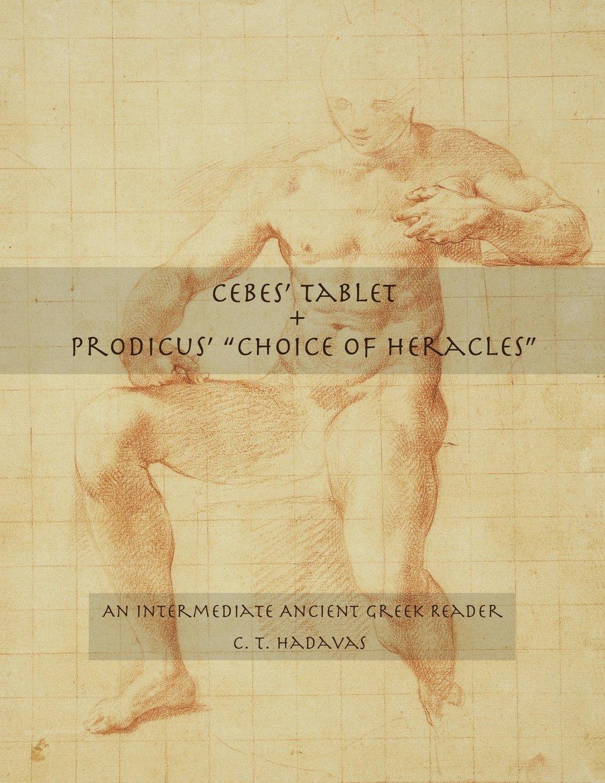 81MCephoYAL cebes' tablet prodicus' choice of heracles c t hadavas