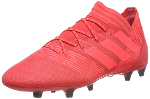 Amazon.com | adidas - Nemeziz 172 FG - CP8971 - Color: Red-Pink - Size: 7.5 | Soccer