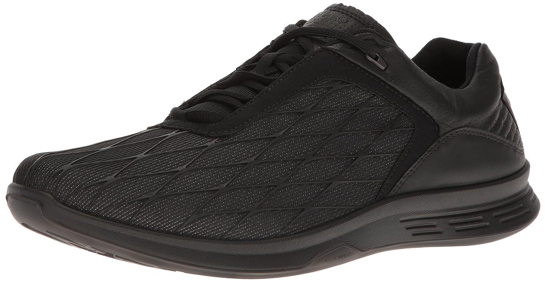 ECCO Men's Exceed Sport Fashion Sneaker 43 EU/9-9.5 M US|Black/Black