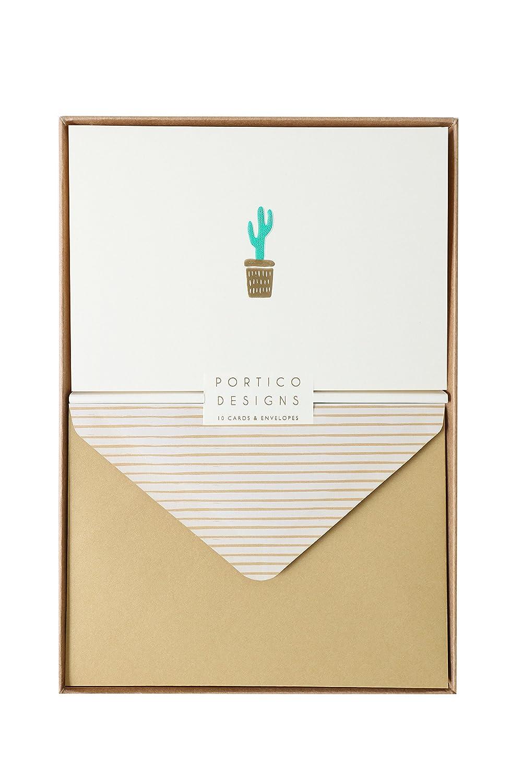 The Notecard Collection - Cactus Design Portico Designs