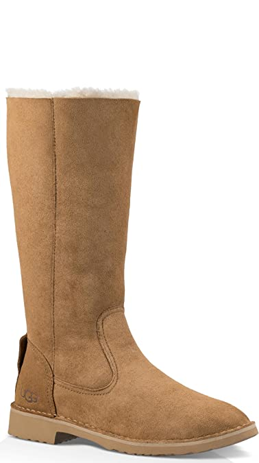 d9750e35 Amazon.com | UGG Australia Women's Braiden Boot, Chestnut, 6 | Mid-Calf