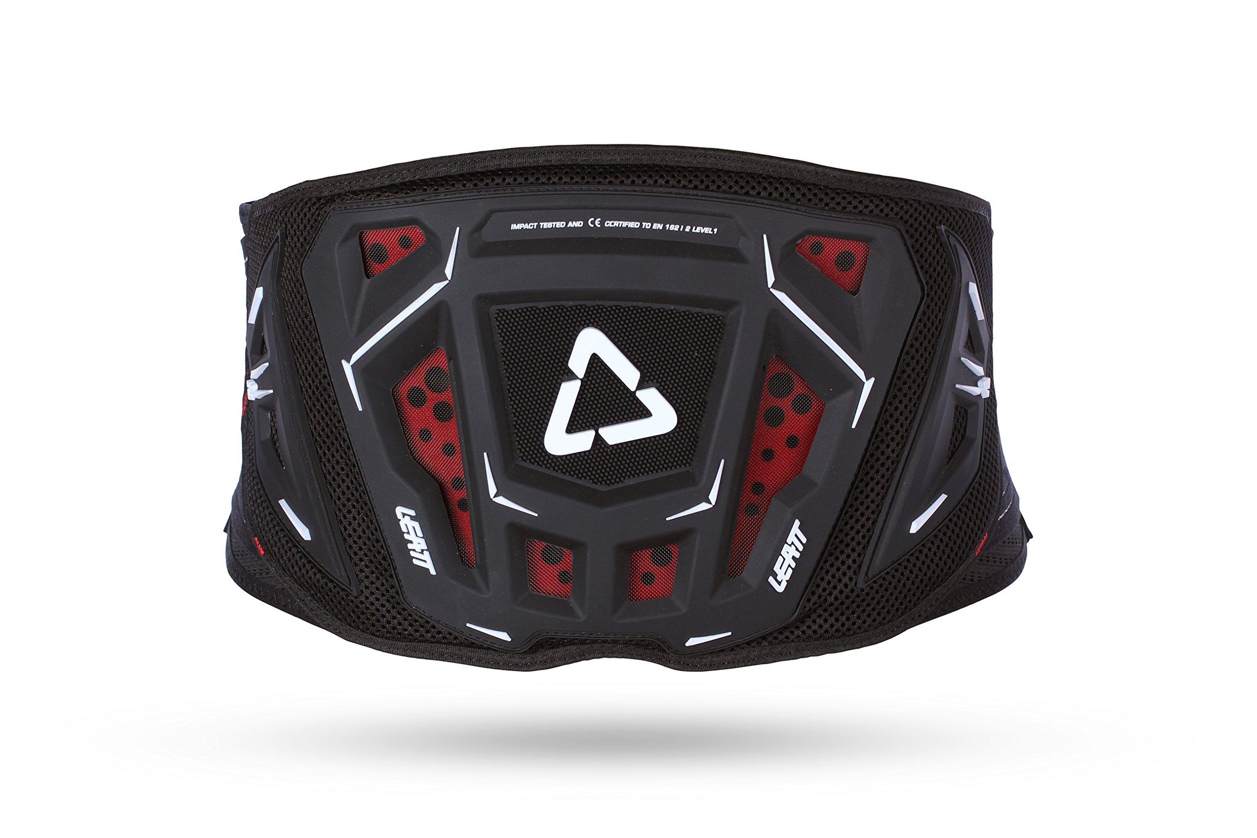 Leatt 3DF 3.5 Kidney Belt (Black, 2X-Large/3X-Large) by Leatt Brace