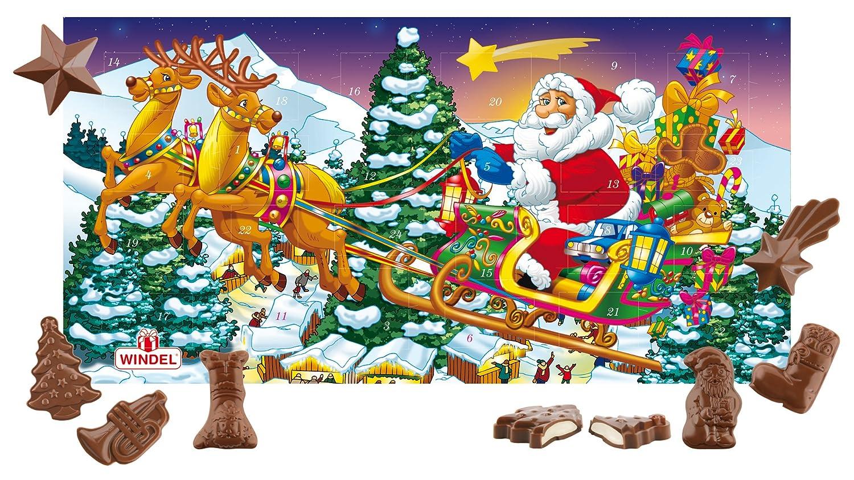 Windel Weihnachtskalender.Amazon Com Windel Milchcreme Adventskalender 1 Er Pack 1 X 250 G
