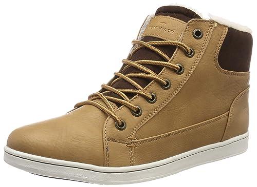 TOM TAILOR 585100230, Zapatillas Altas para Hombre: Amazon.es: Zapatos y complementos