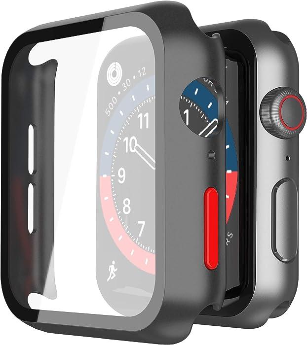 Top 10 Apple Watch 4 44Mm Case Black 2 Pack