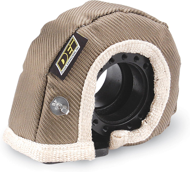 DEI 010146 Titanium T6 Turbo Shield
