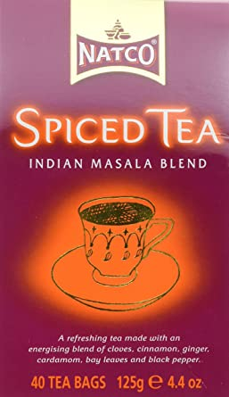 Natco Spiced Teabags Pack Of 40