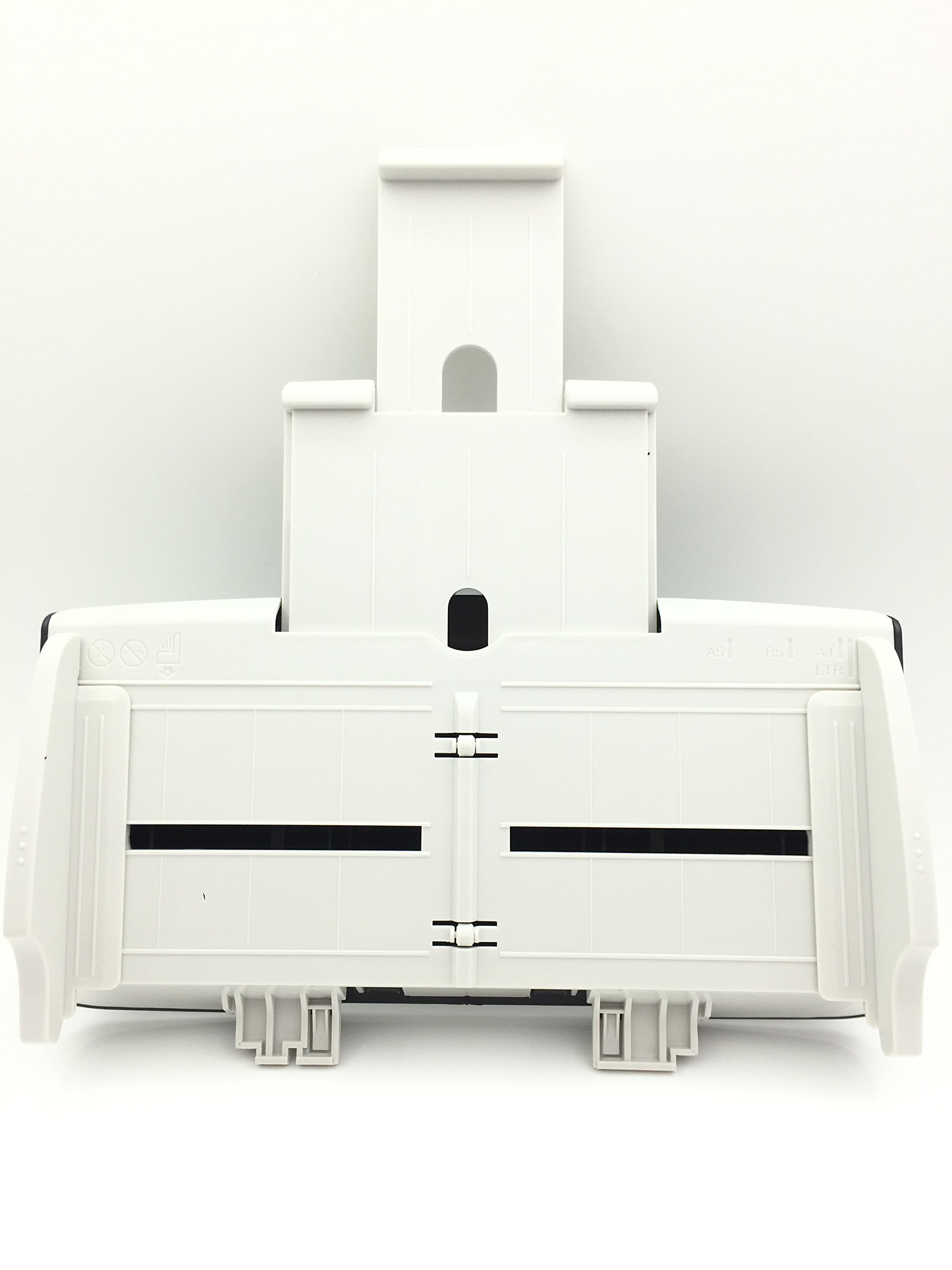 OKLILI PA03670-E985 Input Tray Input Chute Unit Paper Tray Chute Assembly Chuter Unit for Fujitsu fi-7160 fi-7260 fi-7140 fi-7240 fi-7180 fi-7280