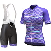 Women's Pro Series Cycling Short Sleeve Jersey, Cargo Bib Shorts, or Kit Bundle