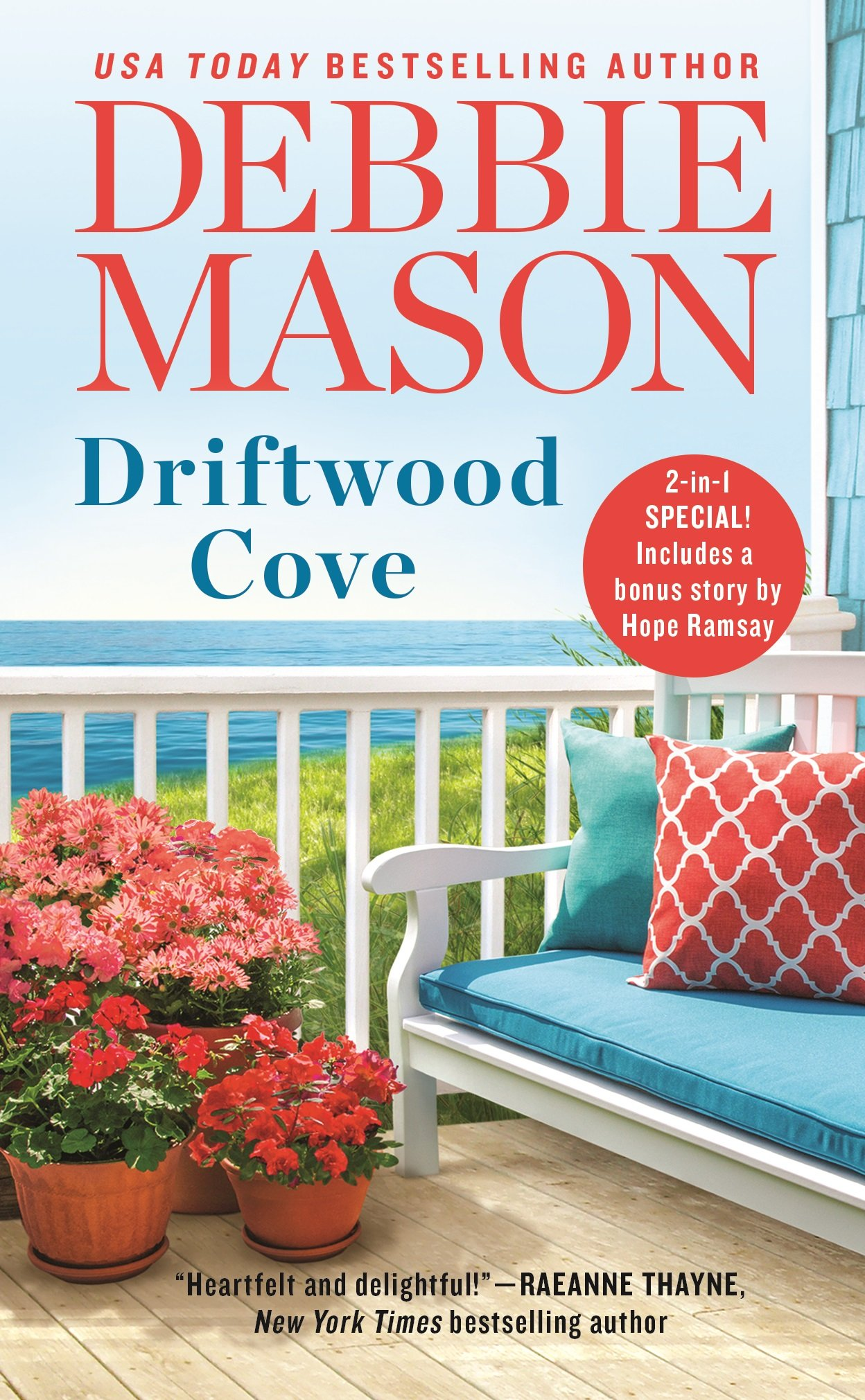 Driftwood Cove: Two stories for the price of one (Harmony Harbor) ebook