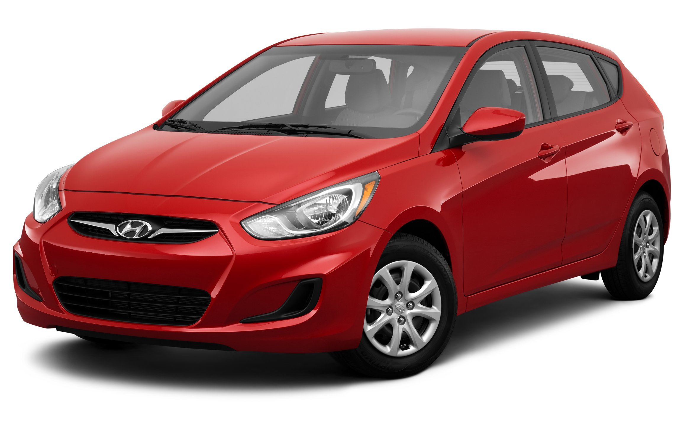 2013 Hyundai Accent GS, 5 Door Hatchback Automatic Transmission ...
