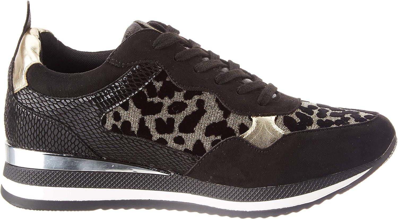 DON ALGODON S306, Zapatillas para Mujer, Negro, 40 EU: Amazon.es: Zapatos y complementos