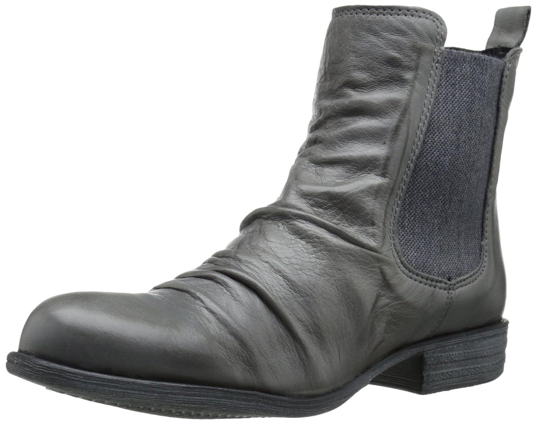 Miz Mooz Women's Lissie Ankle Boot B00WGVDUAI 9 B(M) US|Grey