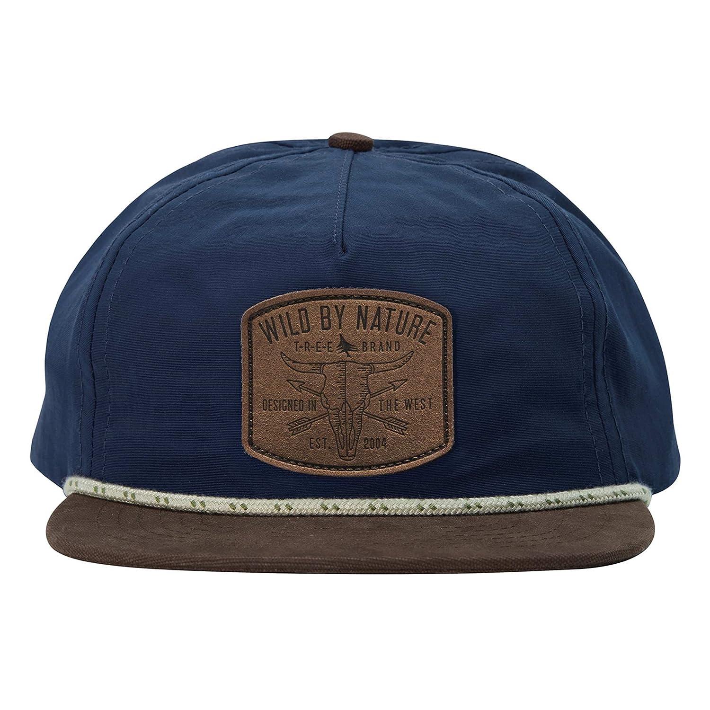 Hippy Tree - Gorra de béisbol - para hombre Azul azul marino Talla única  Venta caliente 08ff8c5a6c8