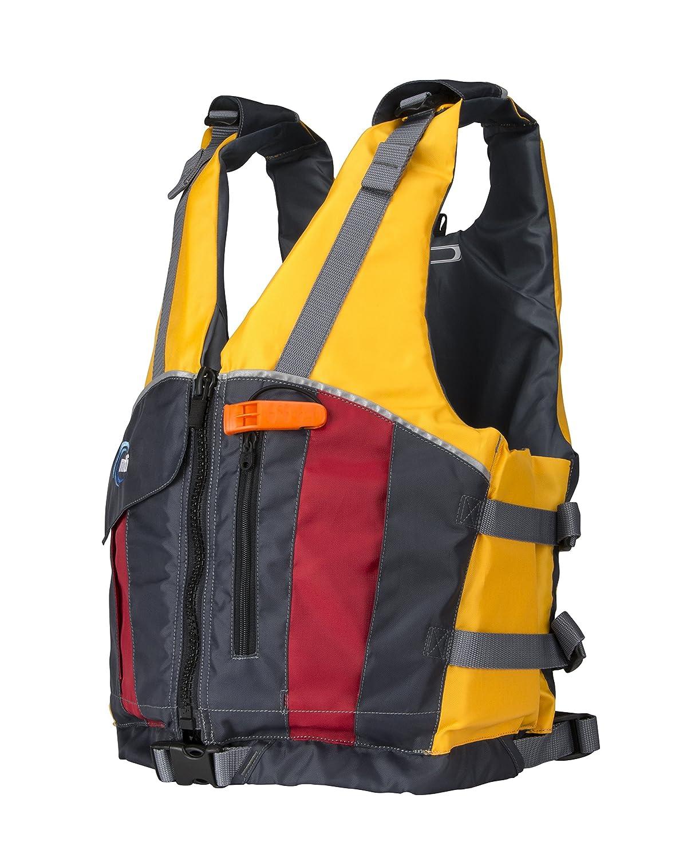 XL//2X Mango//Dark Gray MTI Reflex Life Jacket MTI Adventure Wear MTI-702I-0EA67 44-56
