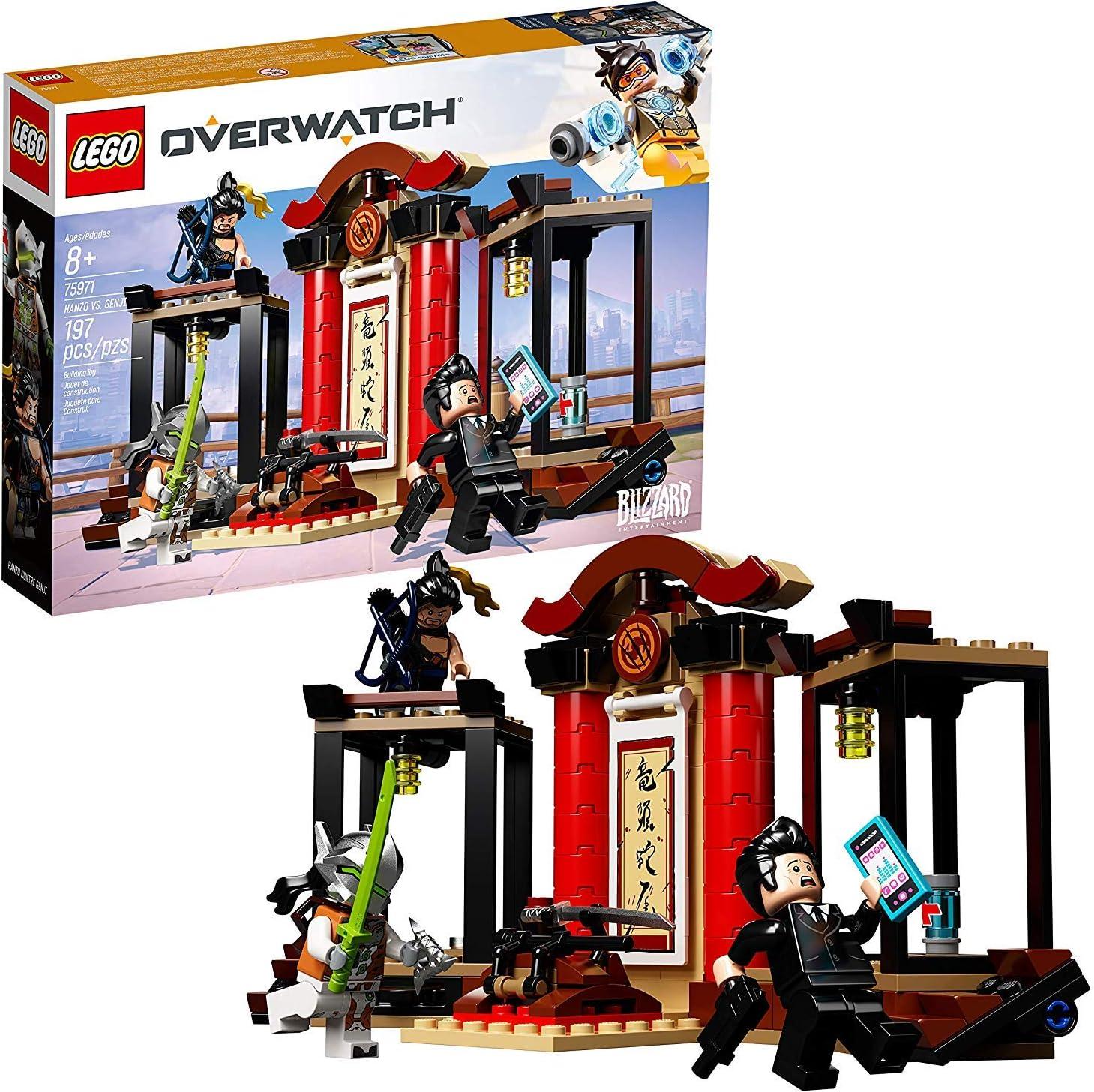 レゴ (LEGO) オーバーウォッチ ハンゾー対ゲンジ 75971