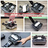 DJI Spark Portable Charging Station Bundle with DJI Charging Station Bag Case and Surmik Drone Care Kit