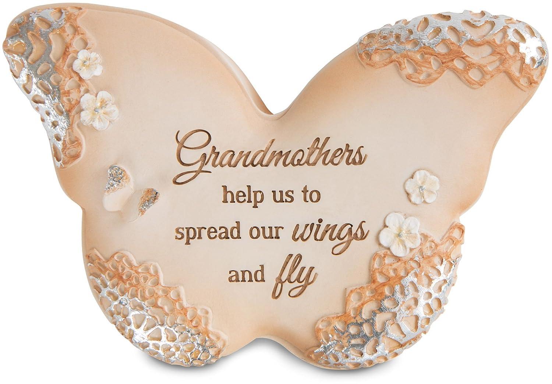 Pavilion Gift Company 19115 Light Your Way Everyday Grandmother Keepsake Decorative Box, 4 4