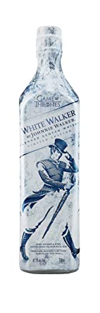 Game Of Thrones Johnnie Walker White Walker Limited Edition Scotch Whisky, 70cl by Johnnie Walker