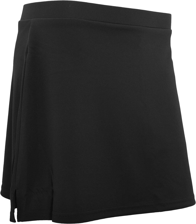 Spiro- Falda pantalón de Deporte de Secado rápido Resistente al Viento para Mujer