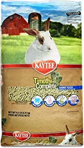 Kaytee Timothy Complete Rabbit Food