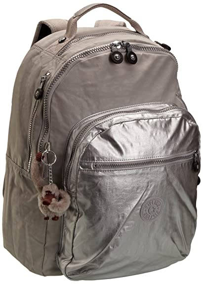 Kipling Clas Seoul - Bolsa para mujer, color argent (argent gris c), talla única: Amazon.es: Equipaje