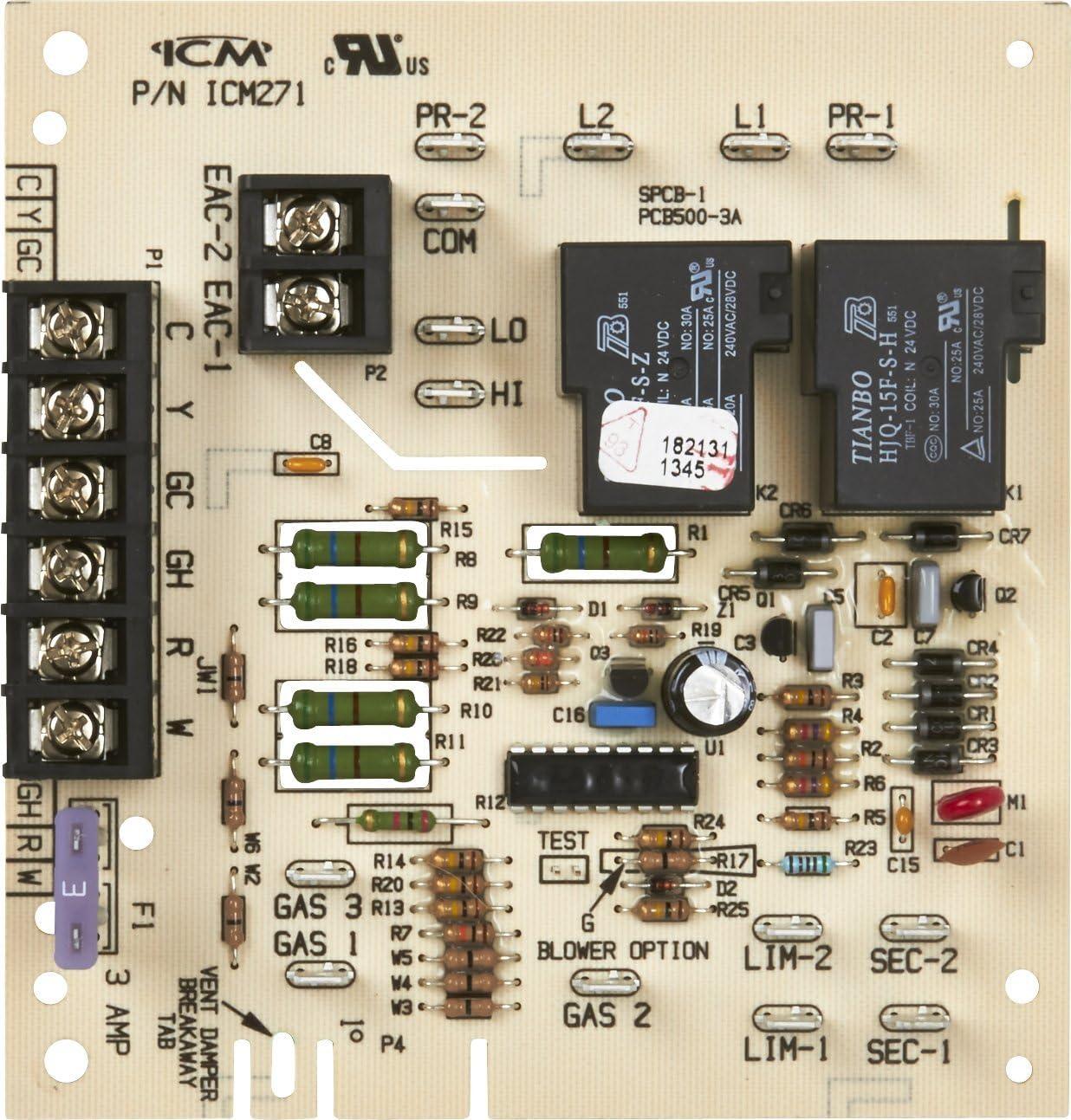 GENUINE ICM ICM271C Control Board