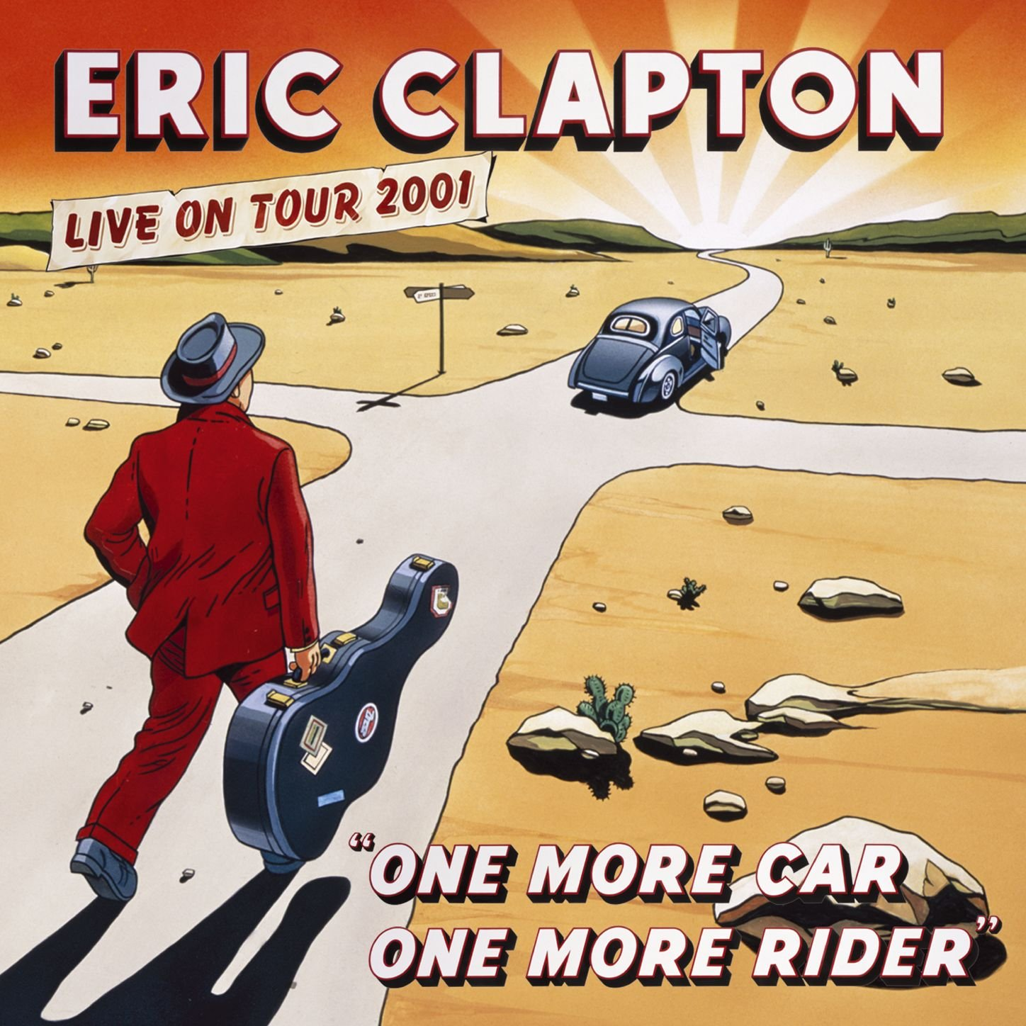 One More Car, One More Rider by Clapton,Eric