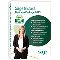 Sage Instant Business Package 2013 (PC)