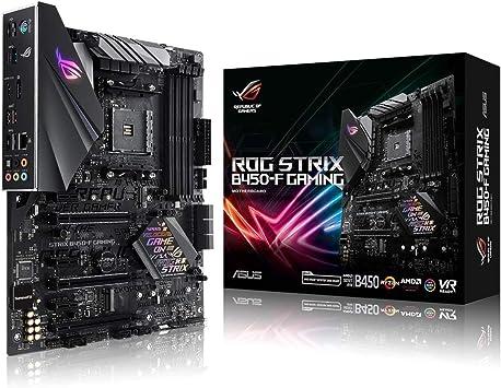 Dual M.2 ATX USB 3.1 Gen 2 and Aura Sync RGB Lighting B450 AMD Ryzen 3 AM4 DDR4 Asus TUF B450-Pro Gaming Motherboard HDMI