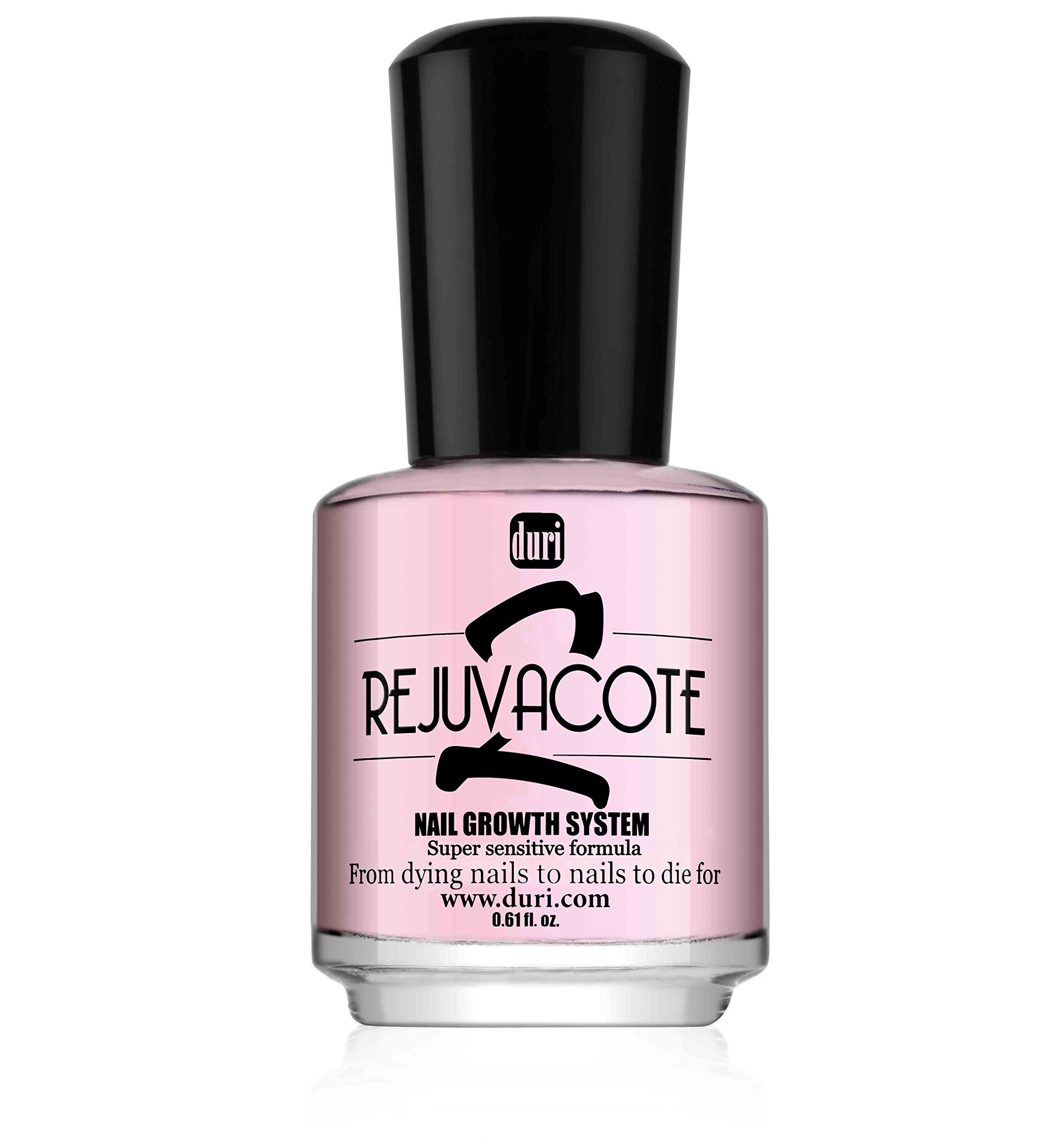 Amazon.com : duri Rejuvacote 1 Nail Growth System .61 fl. oz : Nail ...