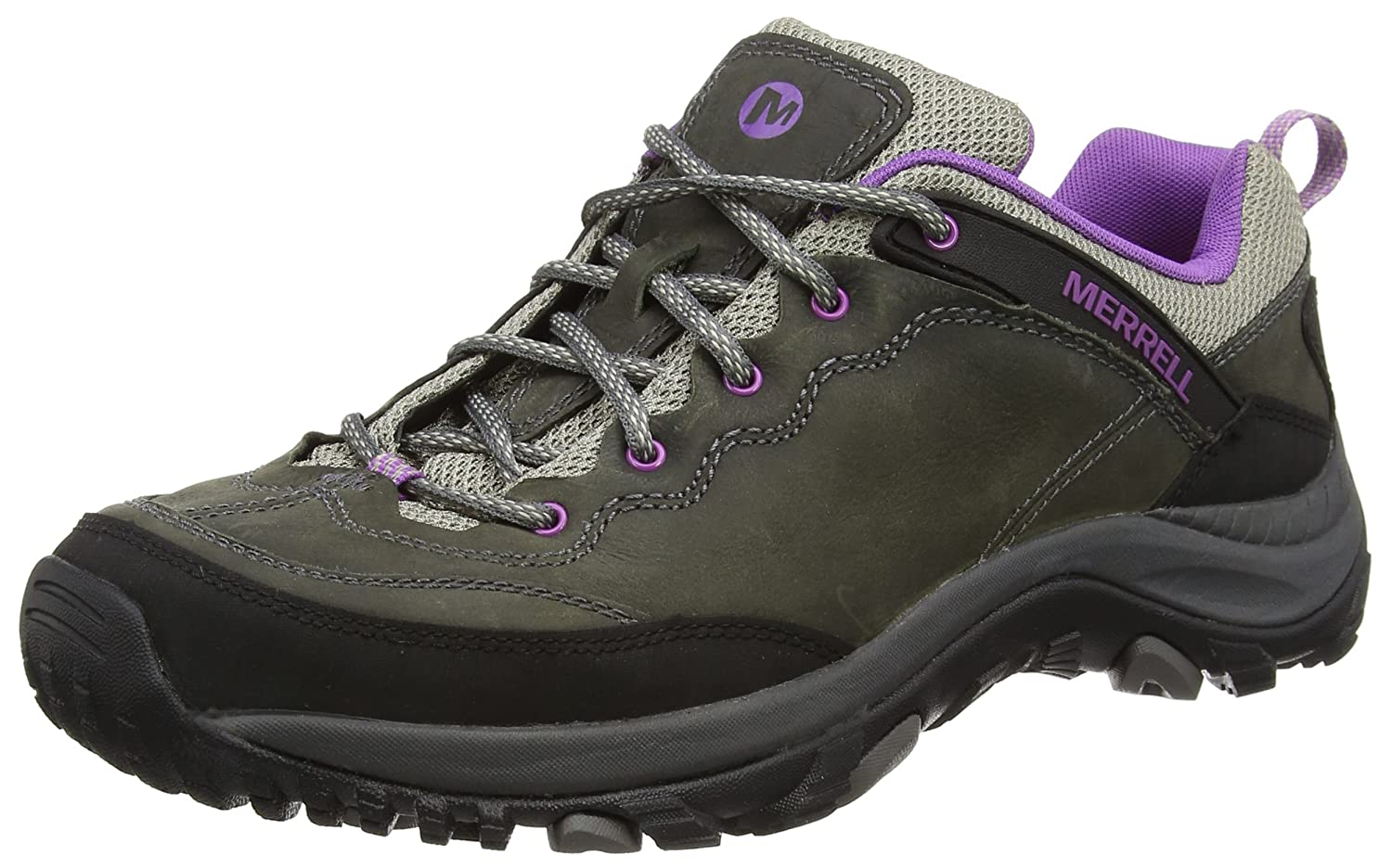 d3d1124ff1 Merrell Salida Trekker, Women's Speed Laces Trekking and Hiking Shoes:  Amazon.co.uk: Shoes & Bags