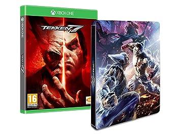 Tekken 7 inkl. Steelbook [XO]