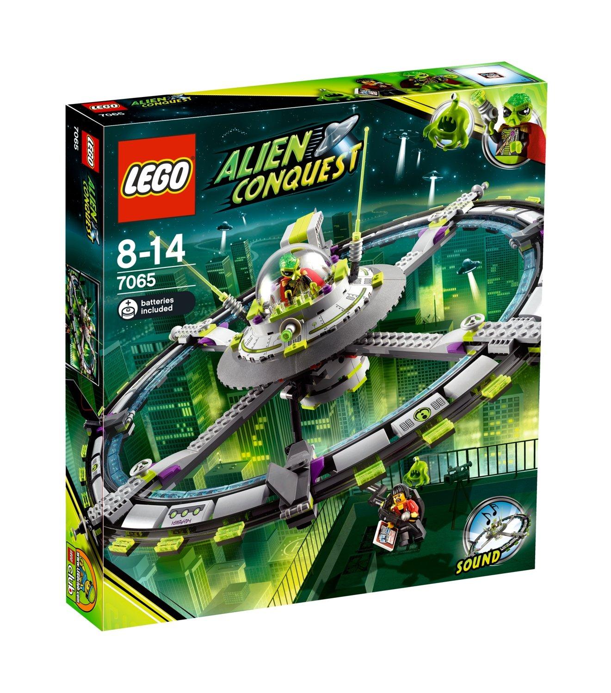 Raumschiff Spielzeug Lego Alien Conquest