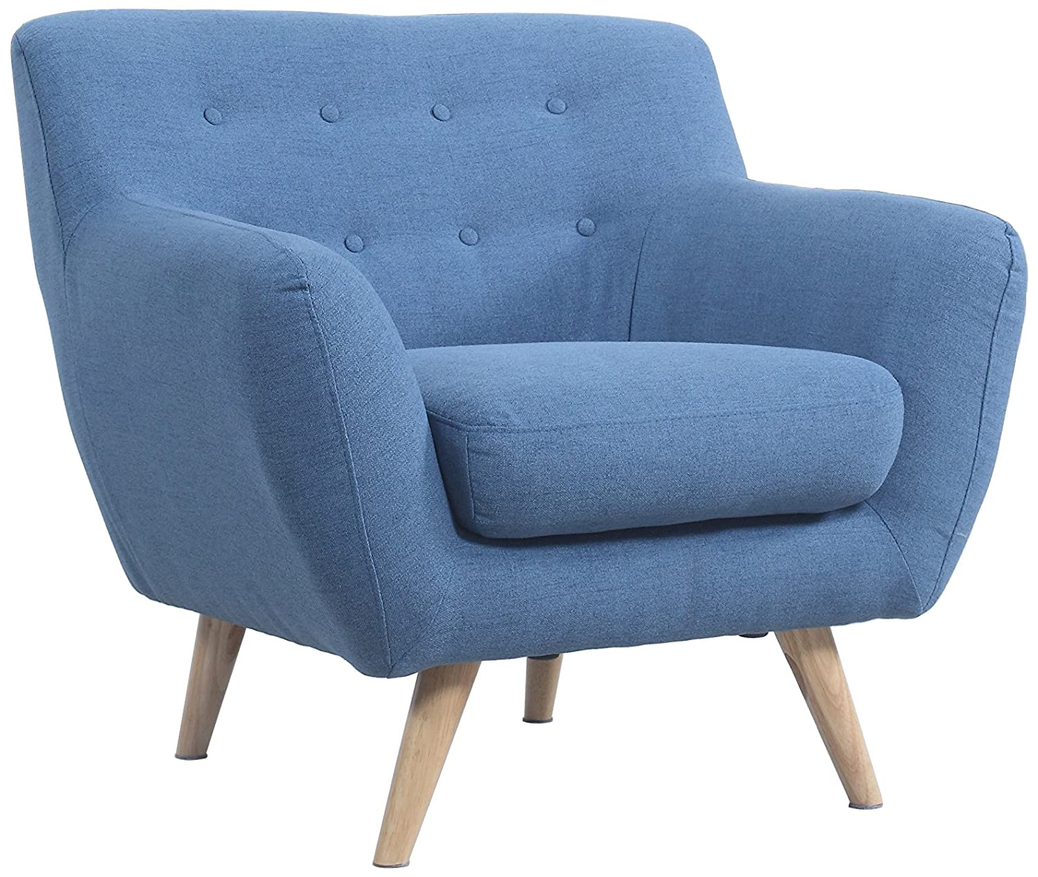 Excellent Modern Mid Century Loveseat Chair Pdpeps Interior Chair Design Pdpepsorg