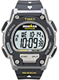 Timex Men's #T5K195 IRONMAN Endure Shock 30-Lap Watch With Grey Resin Band