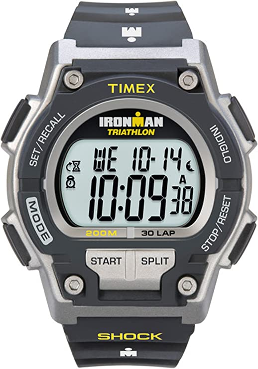 Timex Ironman Endure 30 - Reloj de choque de tamaño completo