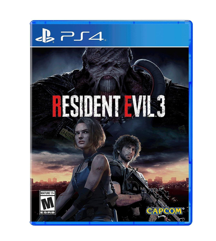 Amazon Com Resident Evil 3 Playstation 4 Capcom U S A Inc