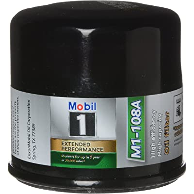 Mobil 1 M1-108A Extended Performance Oil Filter: Automotive