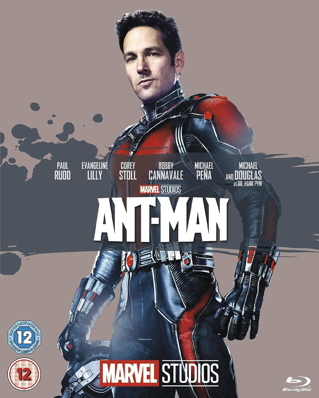Amazon com: Ant-Man [Blu-ray] [Region Free]: Movies & TV