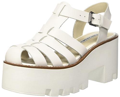 9149b53018b Windsor Smith Women s Fluffy Platform Sandals  Amazon.co.uk  Shoes ...