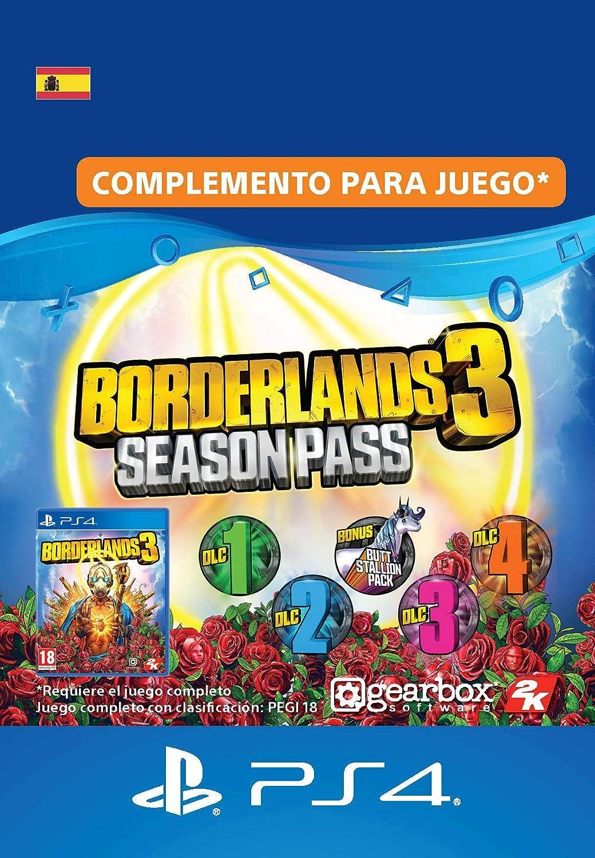 Pase de temporada de Borderlands 3 Season Pass | Código de ...