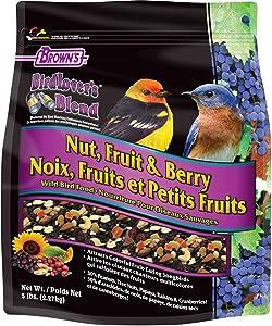 F.M. Browns Wildbird Bird Lovers Blend Fruit Nut and Berry