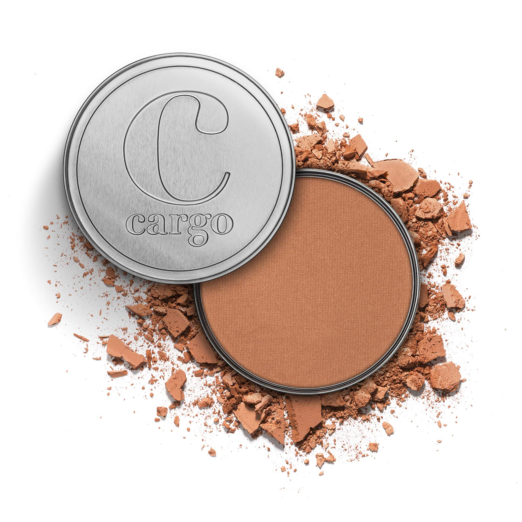 Cargo Cosmetics - Buildable Bronzing Powder, Contouring and Blendable, Medium