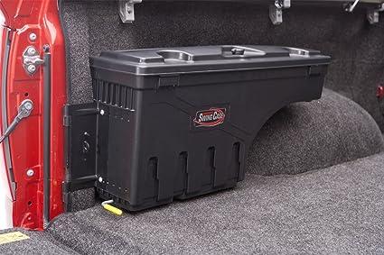 Undercover SwingCase Truck Storage Box SC201D fits 1999-2014 F-150 Drivers Side Black & Amazon.com: Undercover SwingCase Truck Storage Box SC201D fits 1999 ...
