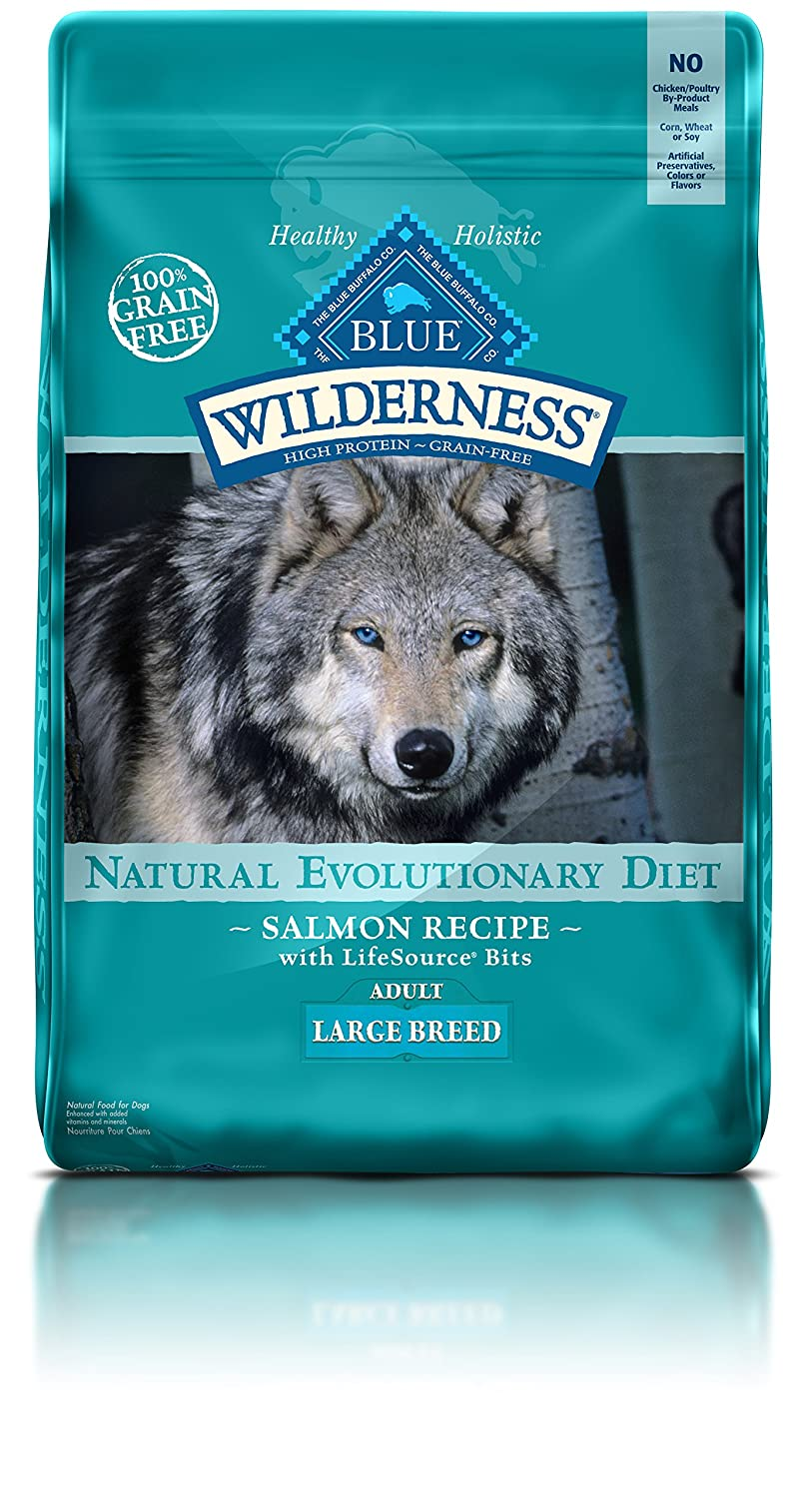 Best Pick #3: Blue Wilderness High Protein Adult Dry Dog Food