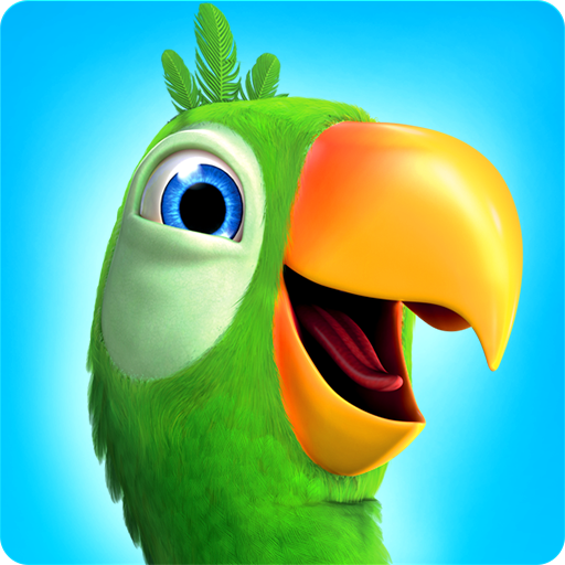 Talking Pierre the Parrot (Talking Software)