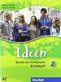 IDEEN 2 Kursbuch+CD ROM (c.Glos.)