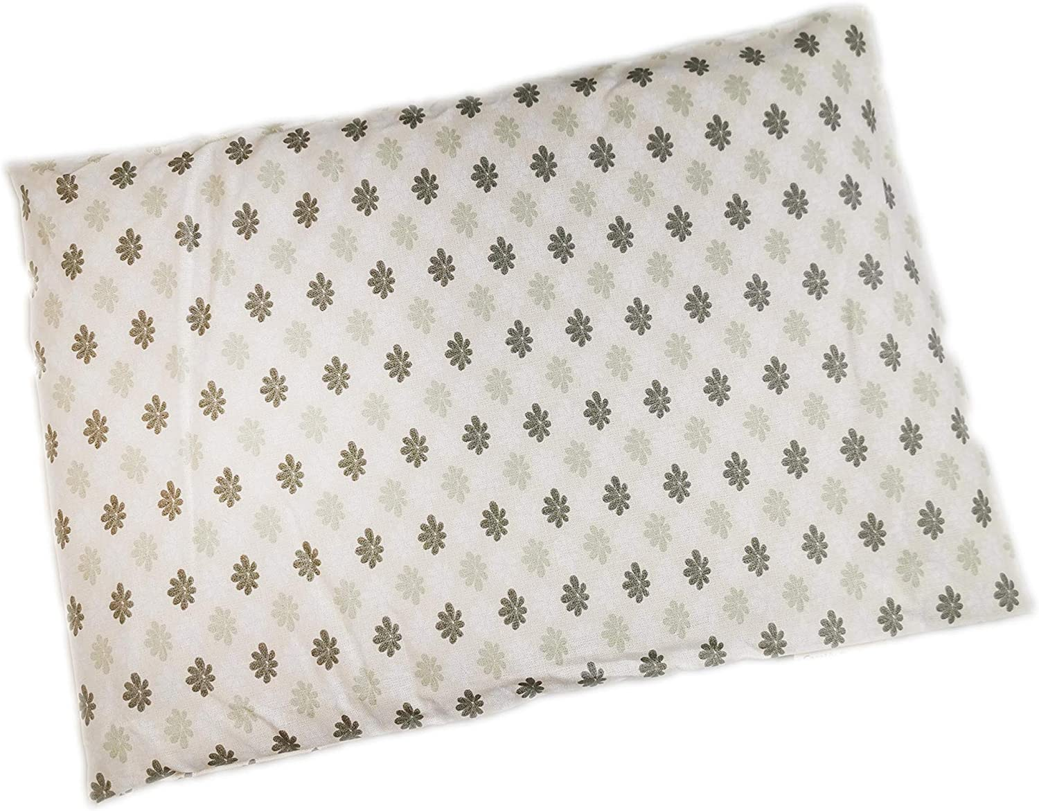 stud Wheat Pillow Spelled Cushion with Cover 20x30 cm pad therapeutic thermal pillow
